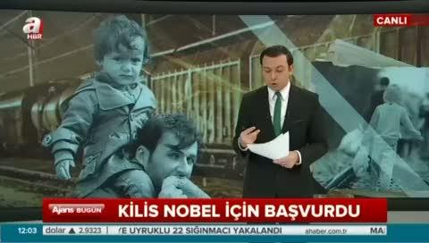 Kilis Nobel'e aday