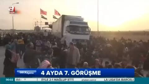 Merkel'den kritik Ankara ziyareti