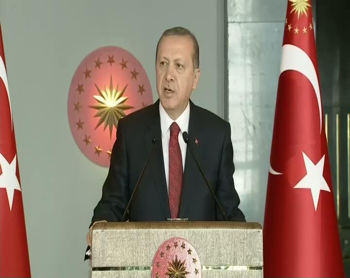 """Cumhurbaşkanı Erdoğan """"Sigara içme gibi bir özgürlük asla olamaz"""""""
