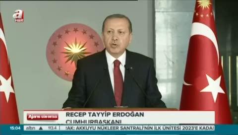 Erdoğan: Devlet vatandaşını korumak zorundadır
