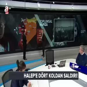 Mazlumların güvenli limanı Türkiye