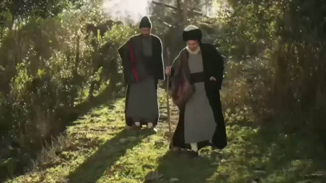 Tapduk Emre'den ibretlik 'Hırs' dersi