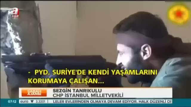 """CHP'li Tanrıkulu """"PYD bir terör örgütü değil!"""""""