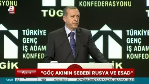 """Cumhurbaşkanı Erdoğan """"Bizim alnımızda enayi yazmıyor"""""""