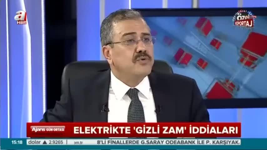 """EPDK Başkanı Mustafa Yılmaz """"Bir kuruş fark varsa bunu alırız"""""""