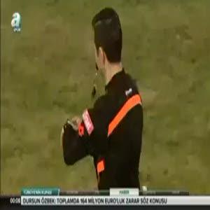 Akhisar Belediyespor: 1- Galatasaray: 2 (Özet)