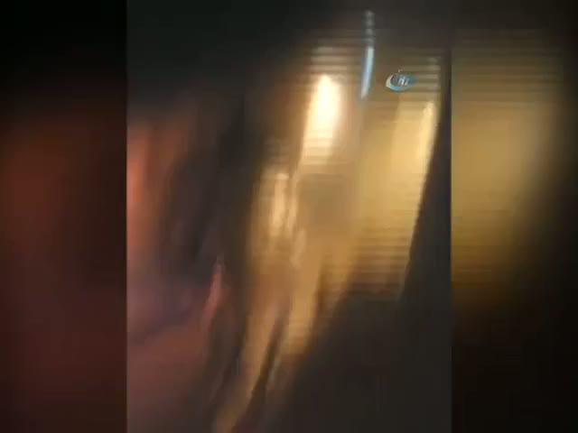 2 Suriyeli çocuğun hayatını kaybettiği facia kamerada
