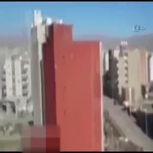 Güvenlik güçlerinden Cizre'de zafer kutlaması