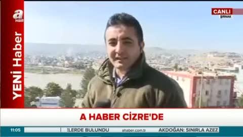 Cizre'de EYP'ler böyle imha edildi!