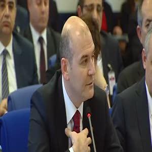 """Süleyman Soylu'dan HDP'lilere """"katil"""" cevabı!"""