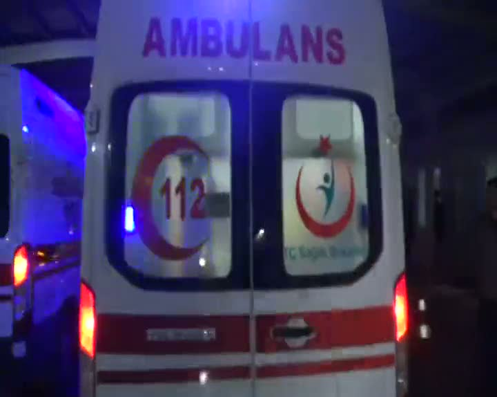 Kendini başından vuran kişi ağır yaralandı