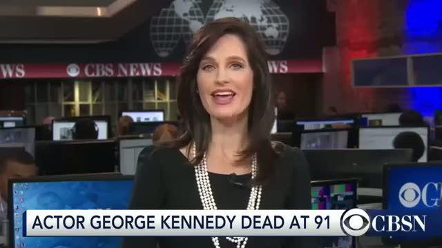 Ünlü aktör George Kennedy hayatını kaybetti