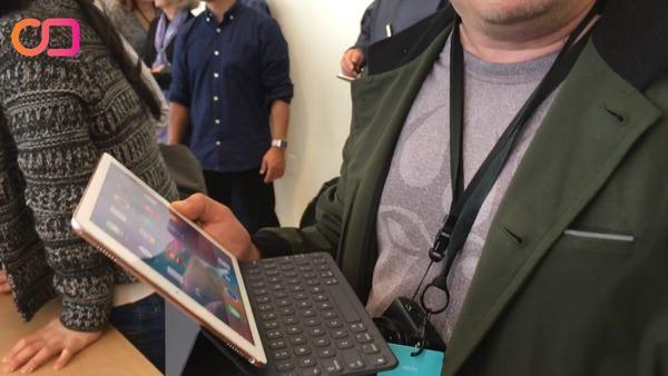 İşte yeni iPad Pro