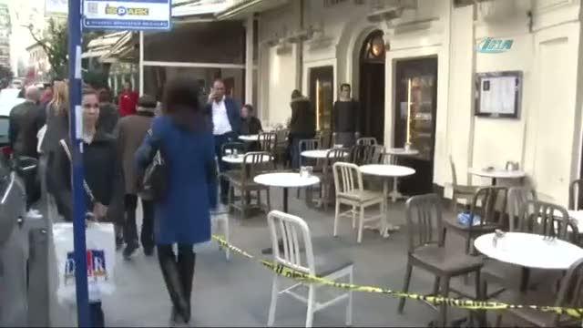 Ünlü mekanda silahlı saldırı: 1 yaralı