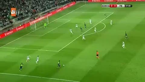 Torku Konyaspor: 0- Fenerbahçe: 1