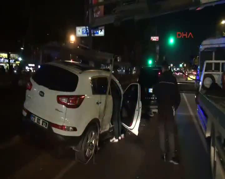 Ferhat Göçer trafik kazası geçirdi