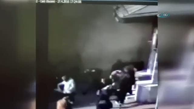 Bursa'daki canlı bomba polisleri görünce kendini böyle patlatmış!