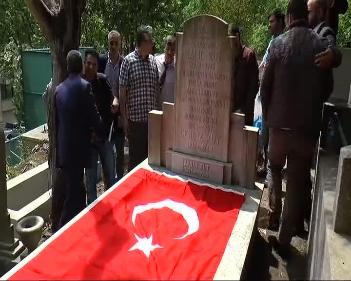 Kut'ül Amare Savaşı'nın komutanı Orgenaral Halil Kut Paşa kabri başında anıldı