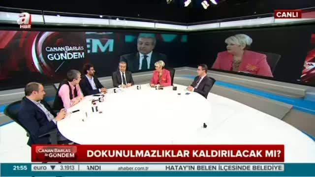 """Mehdi Eker """"HDP'liler dokunulmazlığı istismar ediyor"""""""