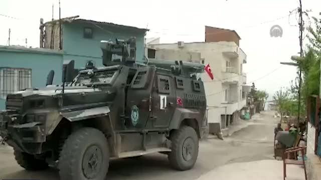 Şırnak'ta vatandaşlardan operasyona destek