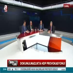 Dokunulmazlıkta HDP provokasyonu