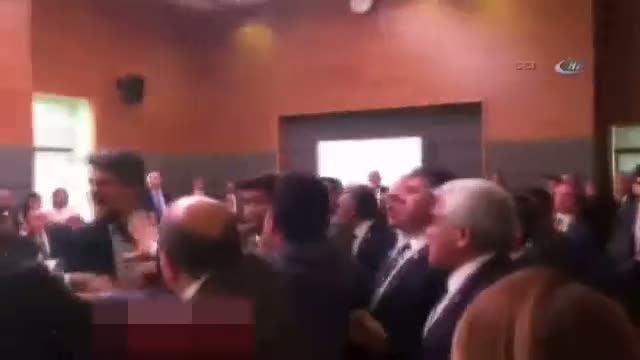 Meclis komisyonunda yine kavga çıktı