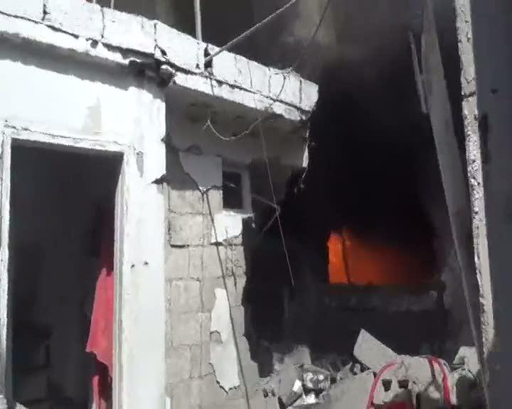 Suriye'de Kilis'e roket atıldı