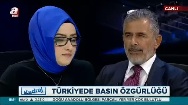 'Dünyada en özgür basın Türkiye'de'
