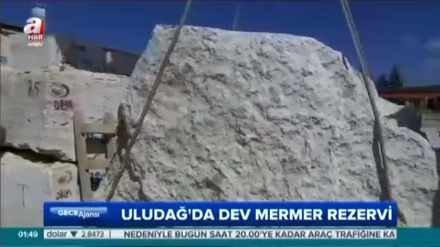 Uludağ'da 500 milyar dolarlık rezerv bulundu