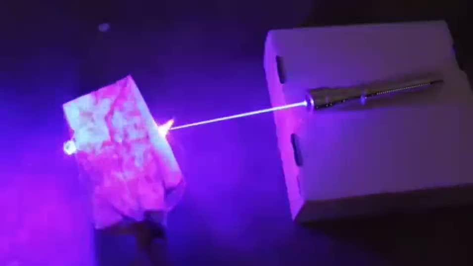 Bu lazer çok tehlikeli!