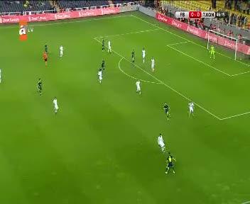 Fenerbahçe: 1- Torku Konyaspor: 0