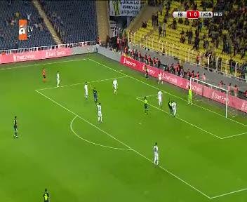 Fenerbahçe: 2- Torku Konyaspor: 0