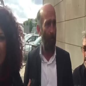 Erdem Gül: Adli bir olay Can Dündar'la bir ilgisi yok