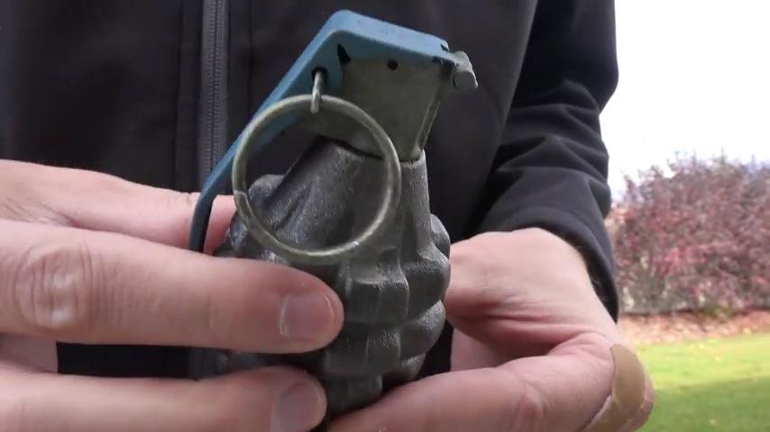 El bombasının içinde ne var?