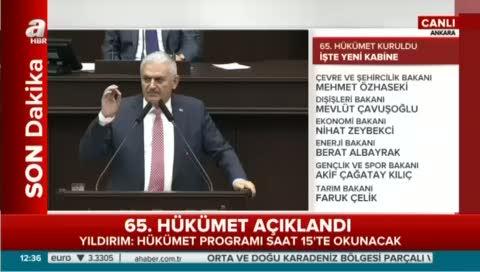 """""""Kimse Türkiye ile bilek güreşine kalkışmasın"""""""