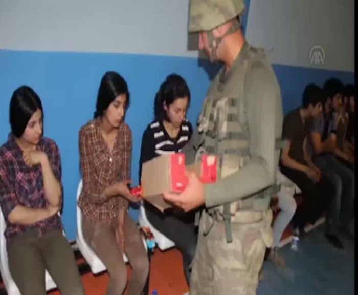 """Teslim olan PKK'lı terörist kız """"En büyük hatam..."""""""