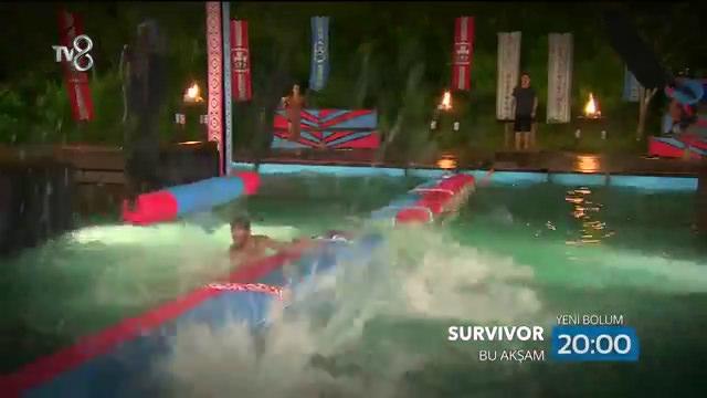 Survivor Atakan bayıldı! Survivor Atakan havuzdan çıkamadı! Survivor 2016 78. bölüm tanıtımı!