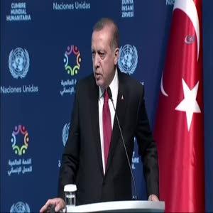 """Cumhurbaşkanı Erdoğan: """"Bize kriter dayatmasınlar, burası Türkiye"""""""