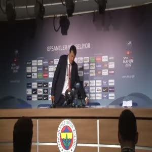 """Ataman: """"Fenerbahçe avrupa'nın en formda ve en iyi takımı"""""""