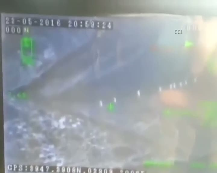 İşte PKK'lıların vurulma anı!