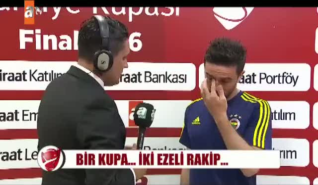 Gökhan Gönül'den kupa öncesi açıklama