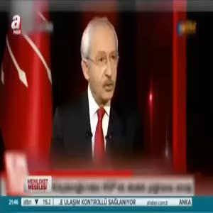 Kılıçdaroğlu'ndan HDP'ye dokunulmazlık taktiği
