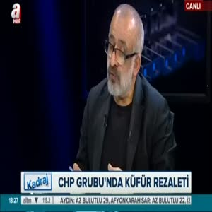 """Ahmet Kekeç """"CHP için darbesiz Anayasa olmaz"""""""