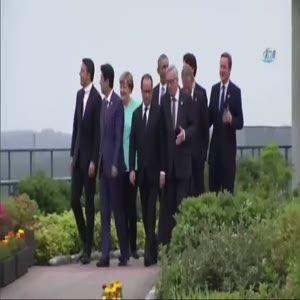 G7 Zirvesi başladı
