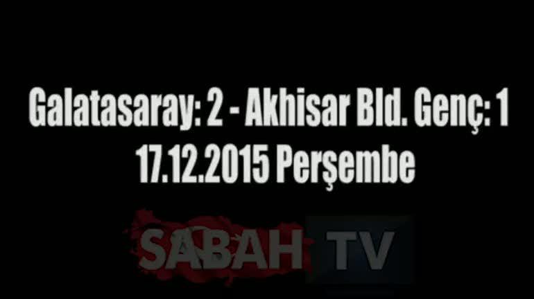 Finalin galibi Galatasaray'ın ZTK'daki tüm golleri!