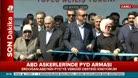 Cumhurbaşkanı Erdoğan ve Başbakan Binali Yıldırım toplu açılış gerçekleştirdi