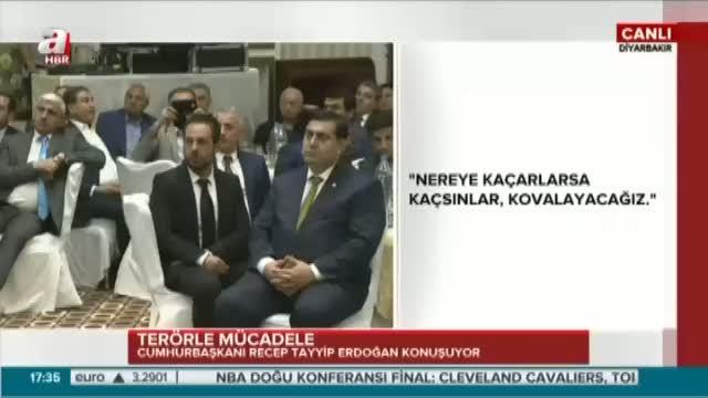 """Cumhurbaşkanı Erdoğan """"O dağlara kaçırılan, taciz edilen kızlarımızın hesabını kim verecek"""""""