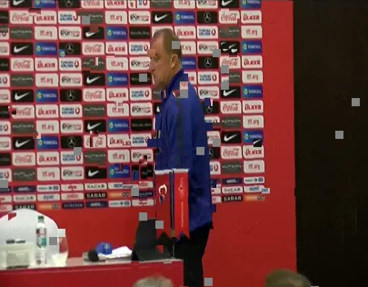 """Fatih Terim: """"Karadağ da en az İngiltere kadar ciddi bir maç"""""""