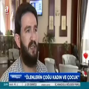 Türkmen komutan A Haber'e konuştu!