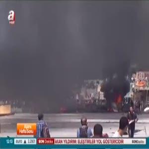 'Gezi'nin tek hedefi milletti